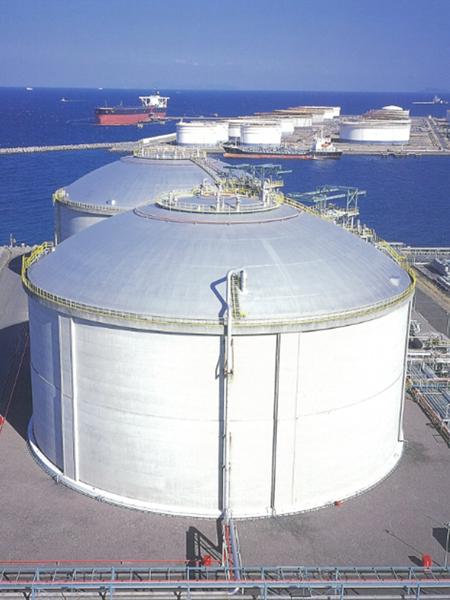 Low Temperature Tank Amp Terminal│ishii Iron Works Co Ltd