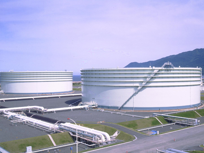 Atmospheric storage tank│ISHII IRON WORKS CO , LTD (IIW)